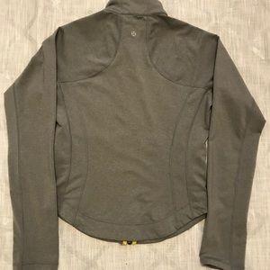 Lululemon zip of jacket